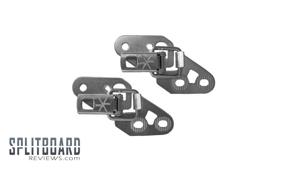 Splitboard Clips